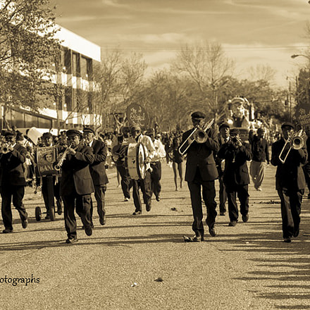 Excelsior Band, Canon EOS-1D MARK III