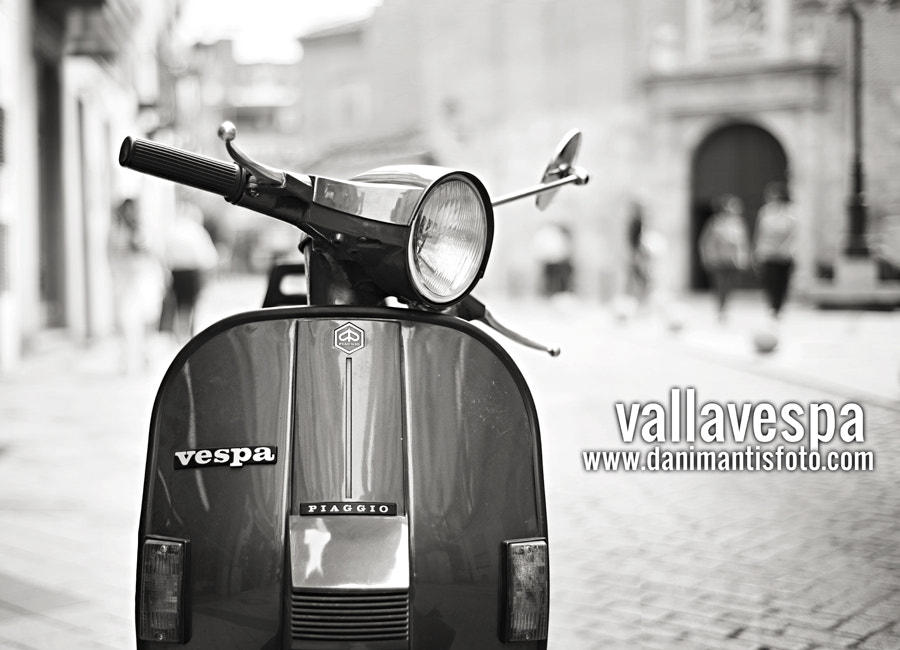 Photograph vallavespa by Dani Mantis on 500px