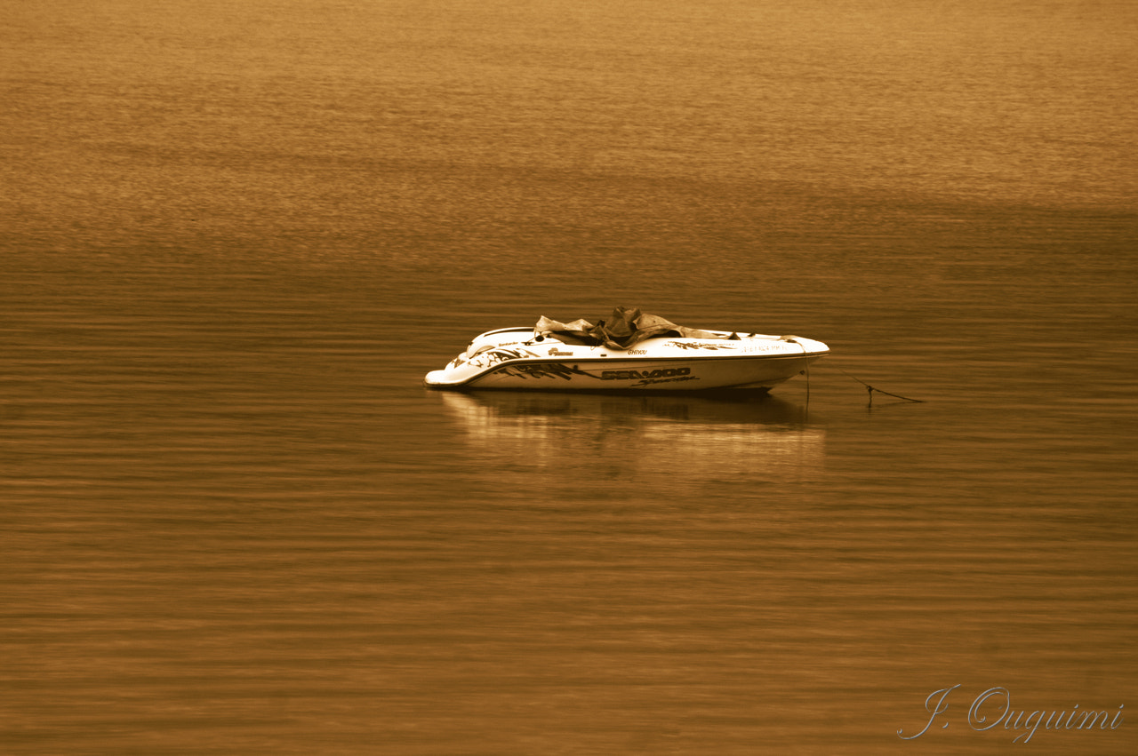Photograph  boat by Jamal Ouguimi on 500px