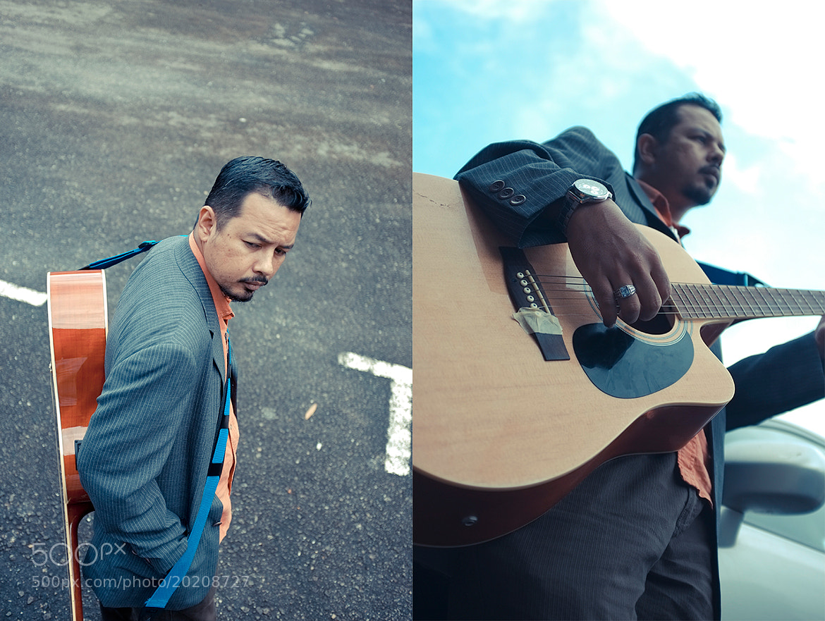 Photograph Runaway Singer by Kairul Abas on 500px