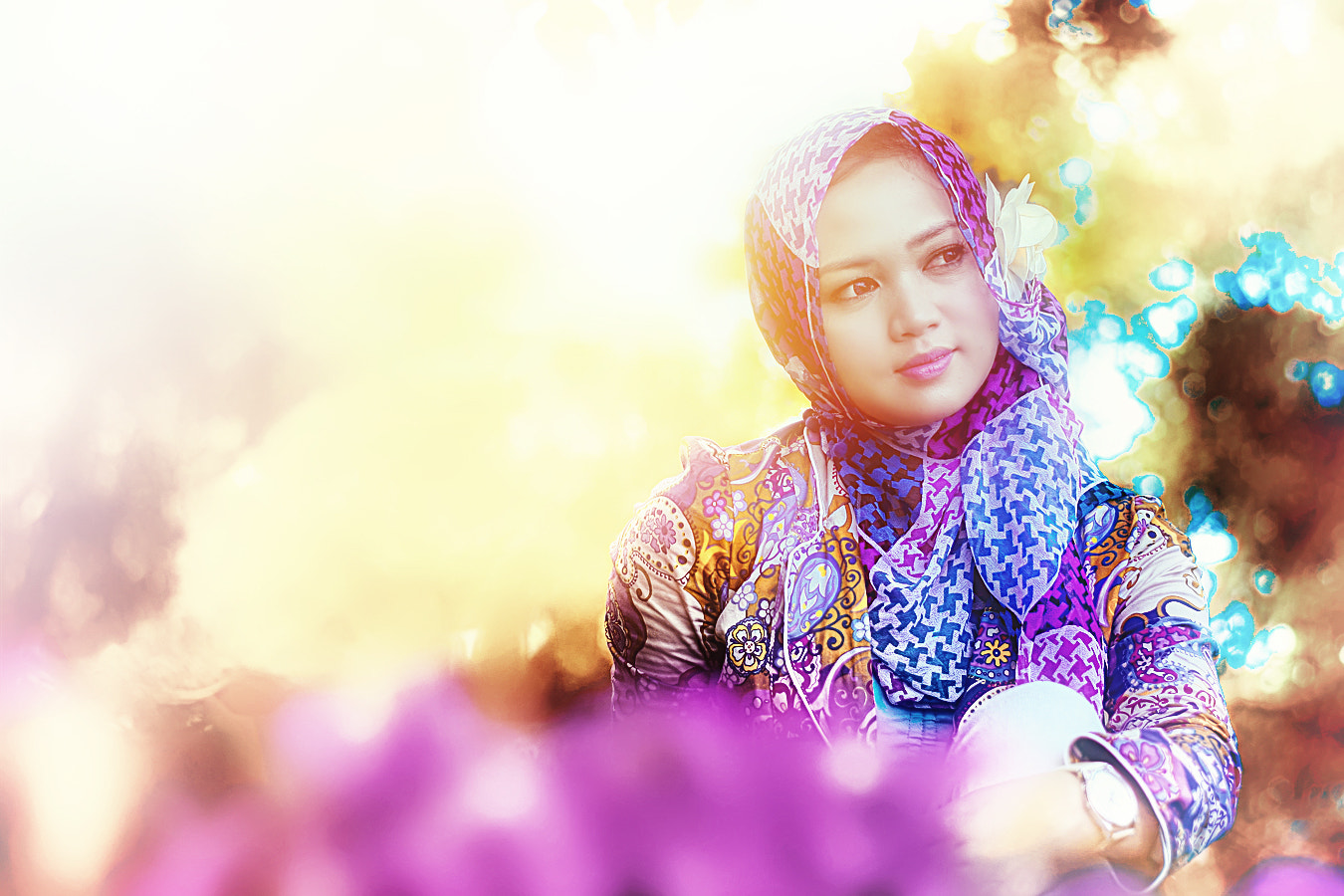 Photograph Bunda#2 by Ade Syamsudin on 500px