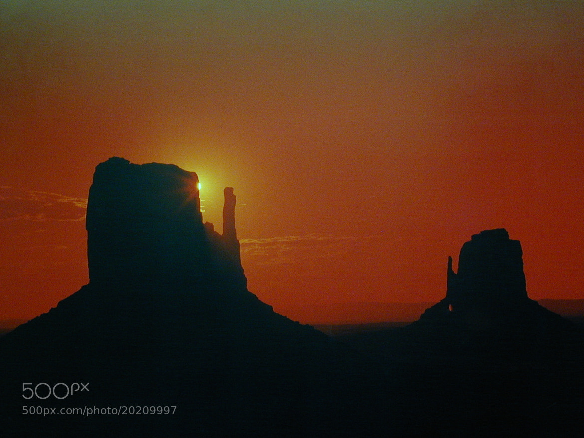 Photograph Monument Valley - USA by Philippe Kerignard on 500px