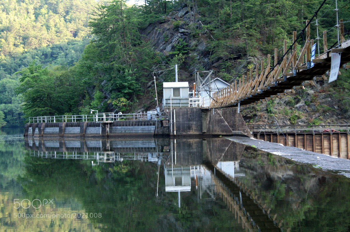 Photograph Dam by Rebecca Lea Turner on 500px