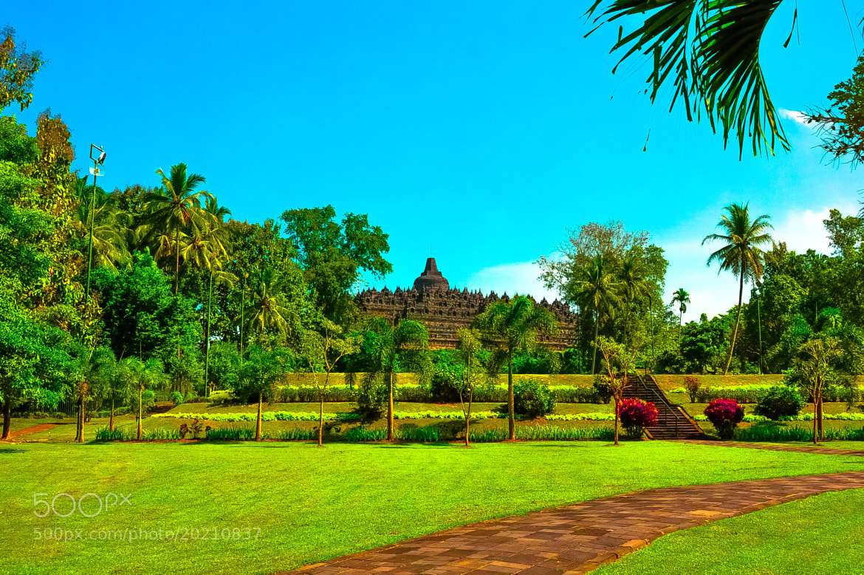 Photograph Borobudur Temple by Raja Ghazali on 500px