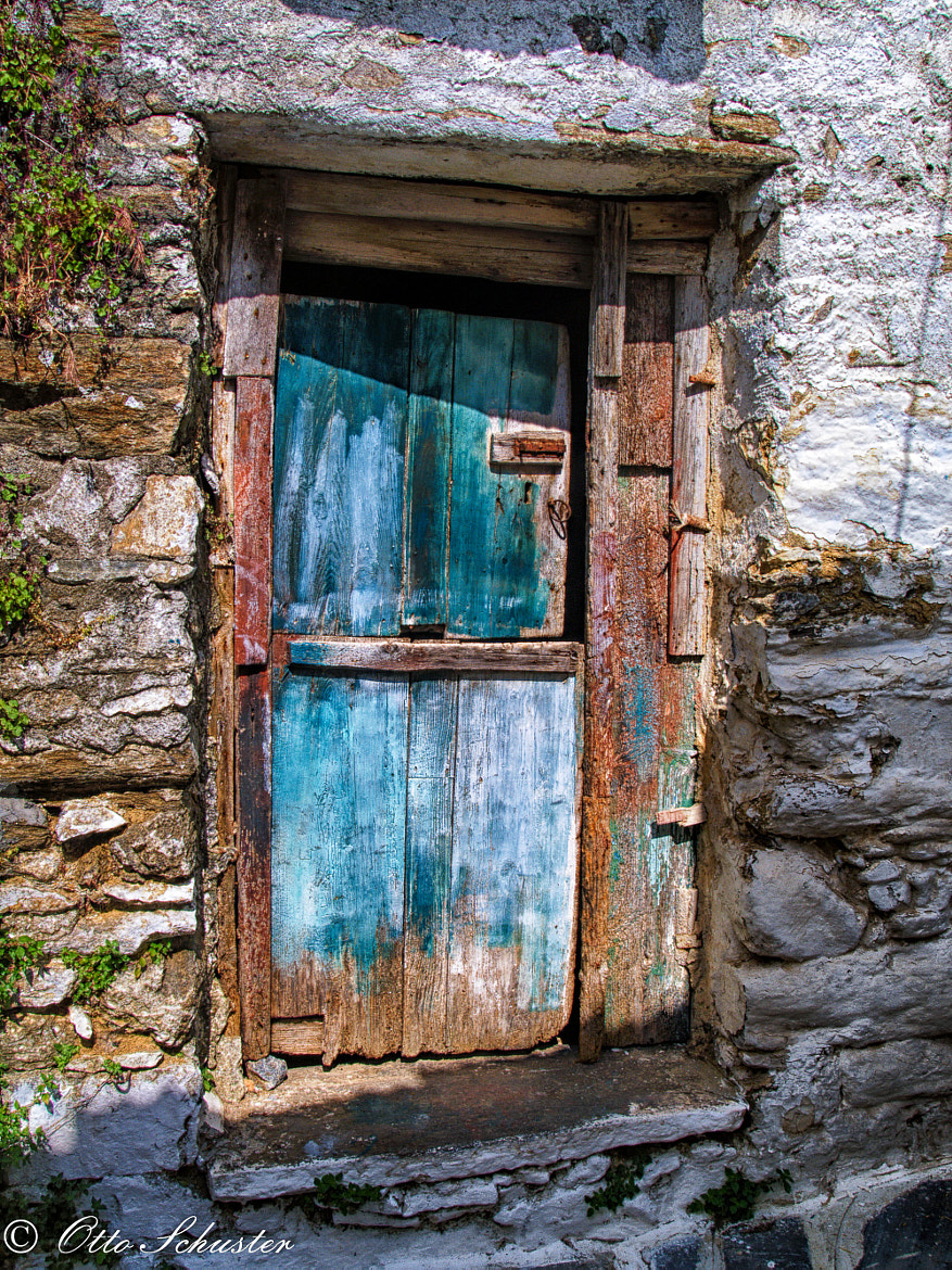Photograph Door in Naxos by Otto Schuster on 500px
