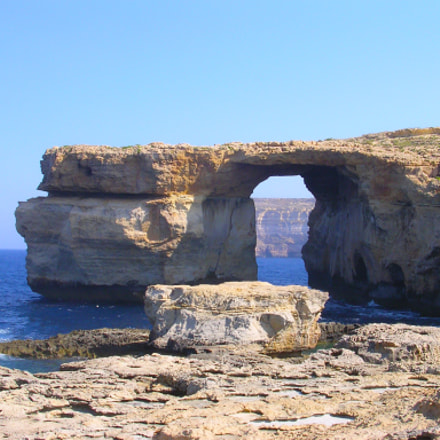Azure Window...gone forever..., Nikon E3100