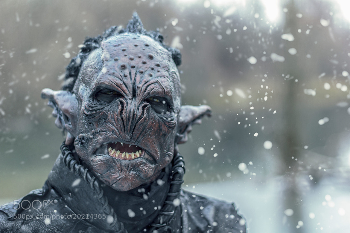 Photograph Orc by Falk Friederichs on 500px