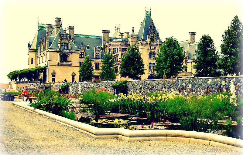 Photograph America's castle by Sue  Scimeca on 500px