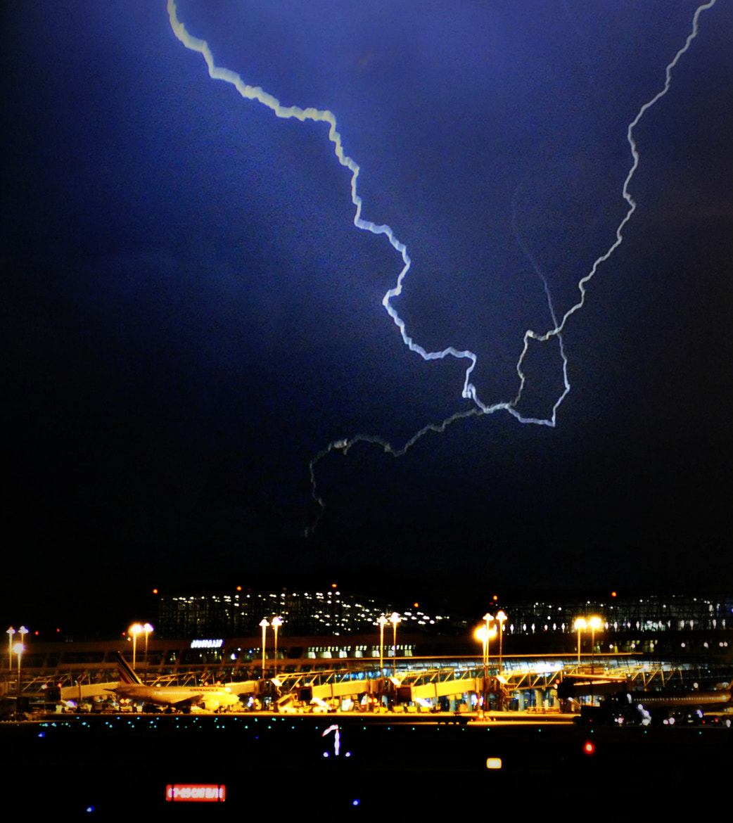 Photograph lightning by Salvatore Scaglione on 500px