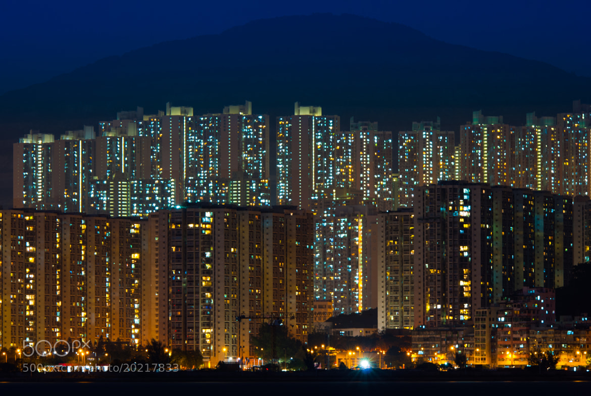 Photograph Crowded living space by Hei Yu on 500px