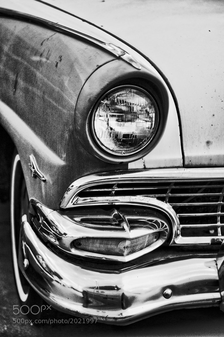 Photograph My Old Chevy by Robert Wood on 500px