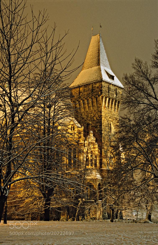 Photograph castle by Huszti  Attila on 500px
