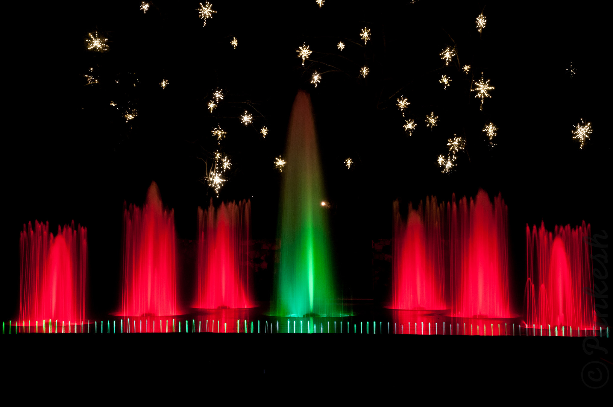 Photograph Colorful Fountains 3 by Pankesh Contractor on 500px