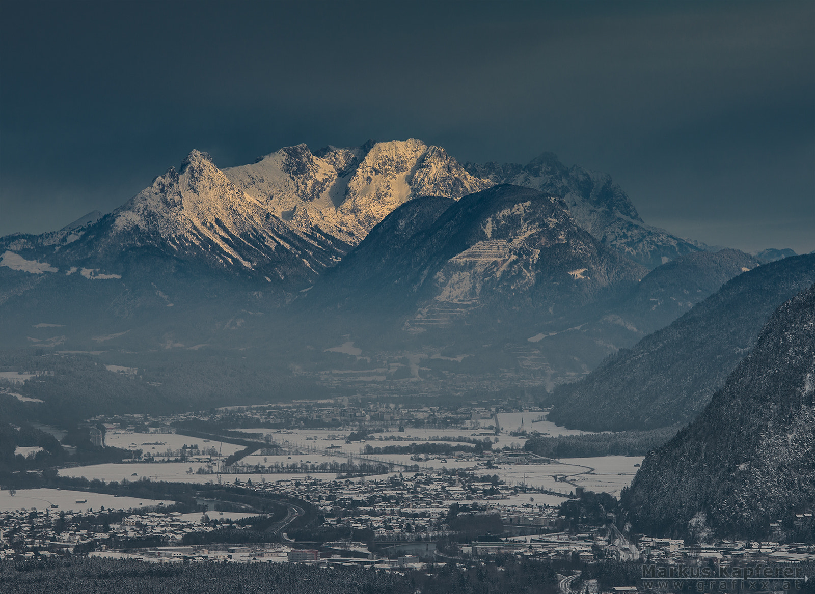 Photograph Mountains in Tirol by Markus Kapferer on 500px