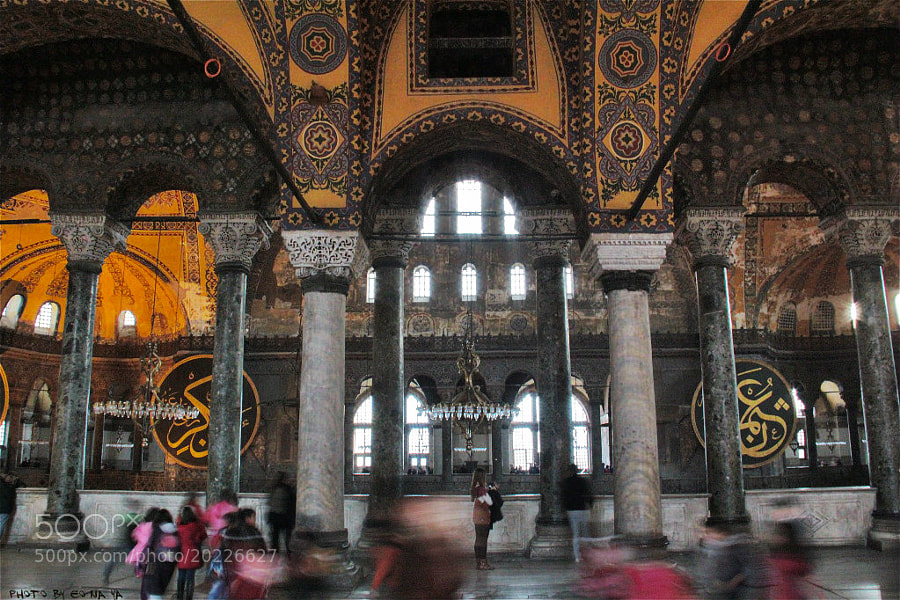 Photograph Hagia Sophia ... by Eo NaYa on 500px