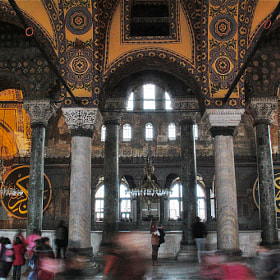 Hagia Sophia ... by Eo NaYa (Eonaya)) on 500px.com