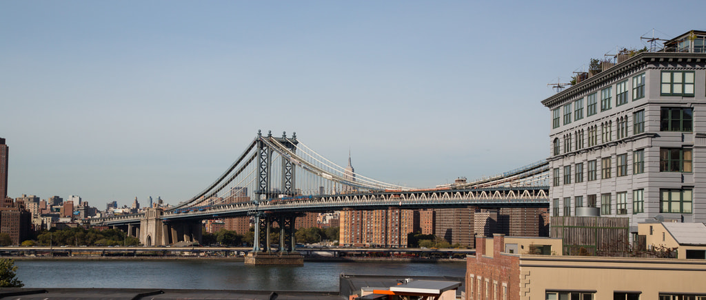 Photograph Manhattan Bridge by Scott Nelson on 500px