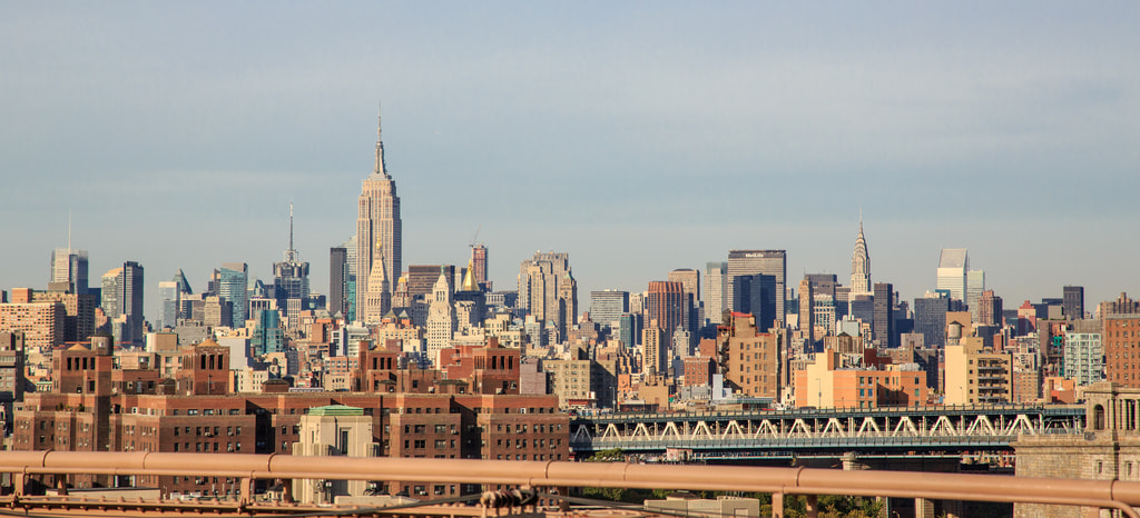 Photograph Another NYC Skyline by Scott Nelson on 500px