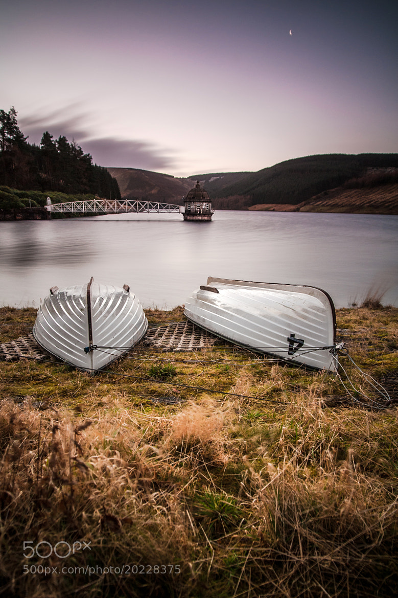 Photograph Talla Reservoir by Zain Kapasi on 500px