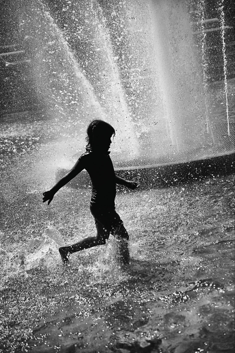 Photograph Water Play by De ValCo on 500px