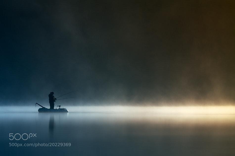 Photograph Burn my shadow  by Izabela & Dariusz Mitręga on 500px