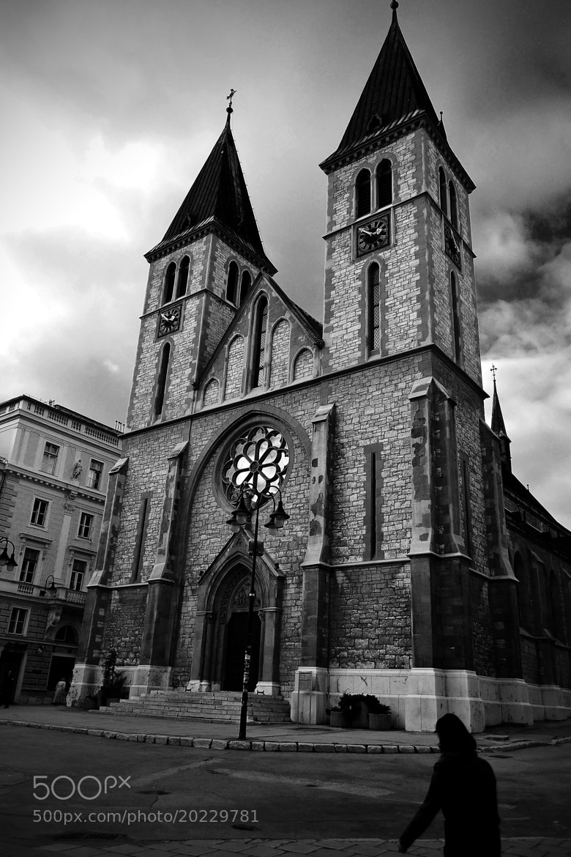 Photograph Church in Sarajevo. by Franjo Bosnjak on 500px