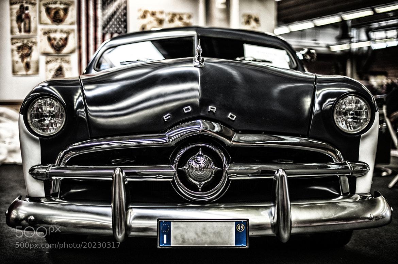 Photograph Ford by Mattia Zavalloni on 500px