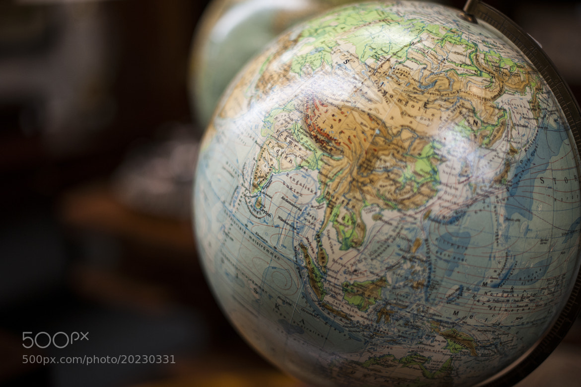 Photograph Lonely Planet by Mattia Zavalloni on 500px