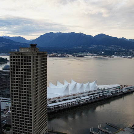 Vancouver Harbour , Sony SLT-A33, Sony DT 16-105mm F3.5-5.6 (SAL16105)