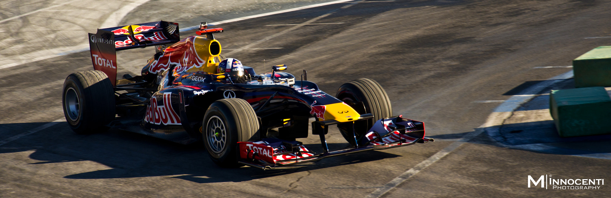 Photograph David Coultard on F1 Red Bull by Matteo Innocenti on 500px