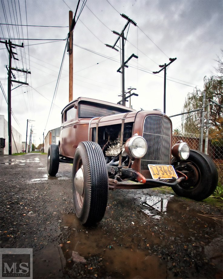 Photograph Model A Ford by Matthew Leland on 500px