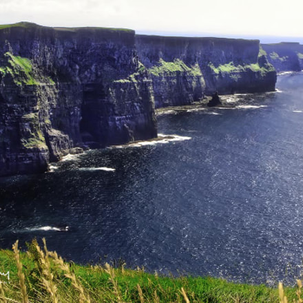 The Cliffs of Moher, Sony DSC-T9