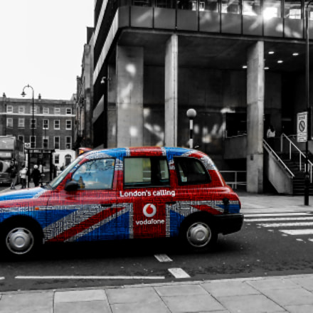 Colors of London, Nikon COOLPIX S3300