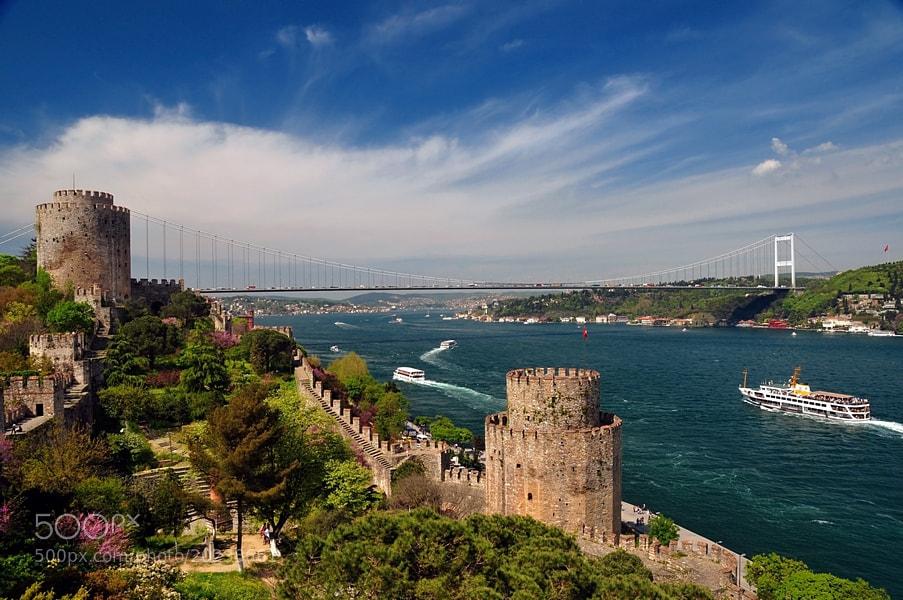 Photograph rumeli hisari castle by ali  başarır on 500px