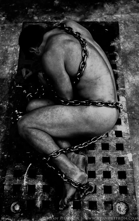 Photograph Chained by Ryan Heffron on 500px