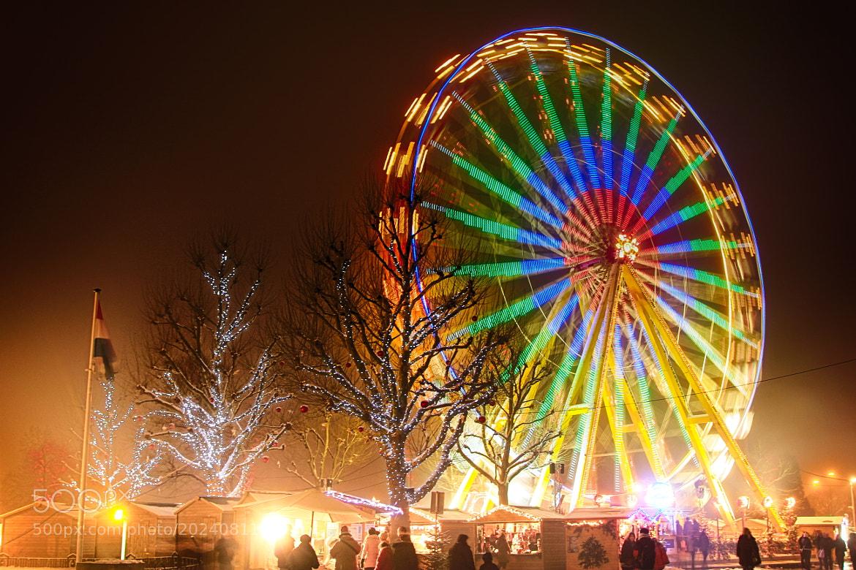 Photograph Winter lights by Romina Kutlesa  on 500px