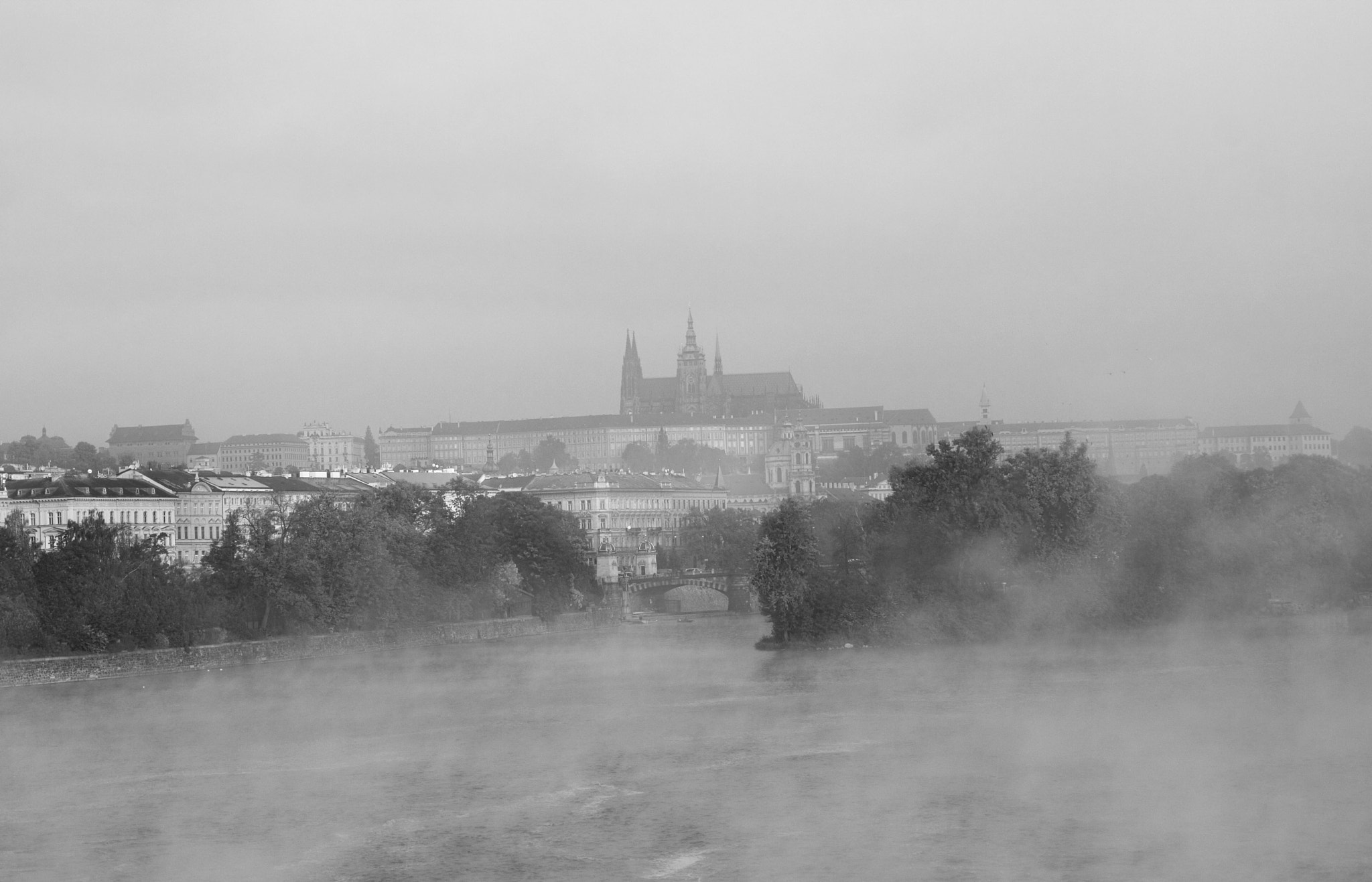 Photograph The Fog City by M Delawer on 500px