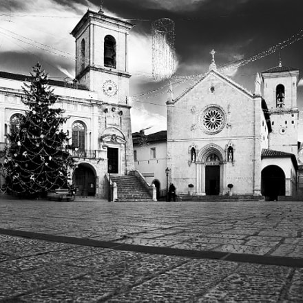 Norcia, before the earthquake