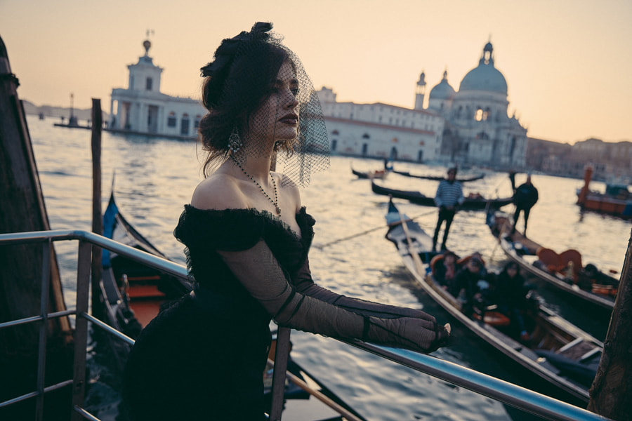 Venice by Vicoolya and Saida  on 500px.com