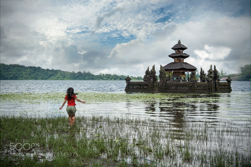 Photograph Pura ulun danu by Matthieu G. on 500px