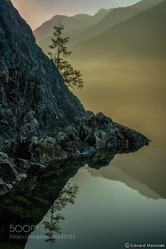Photograph Serenity in the Water by Edward Marcinek on 500px