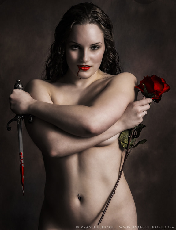 Photograph Blood and Roses by Ryan Heffron on 500px