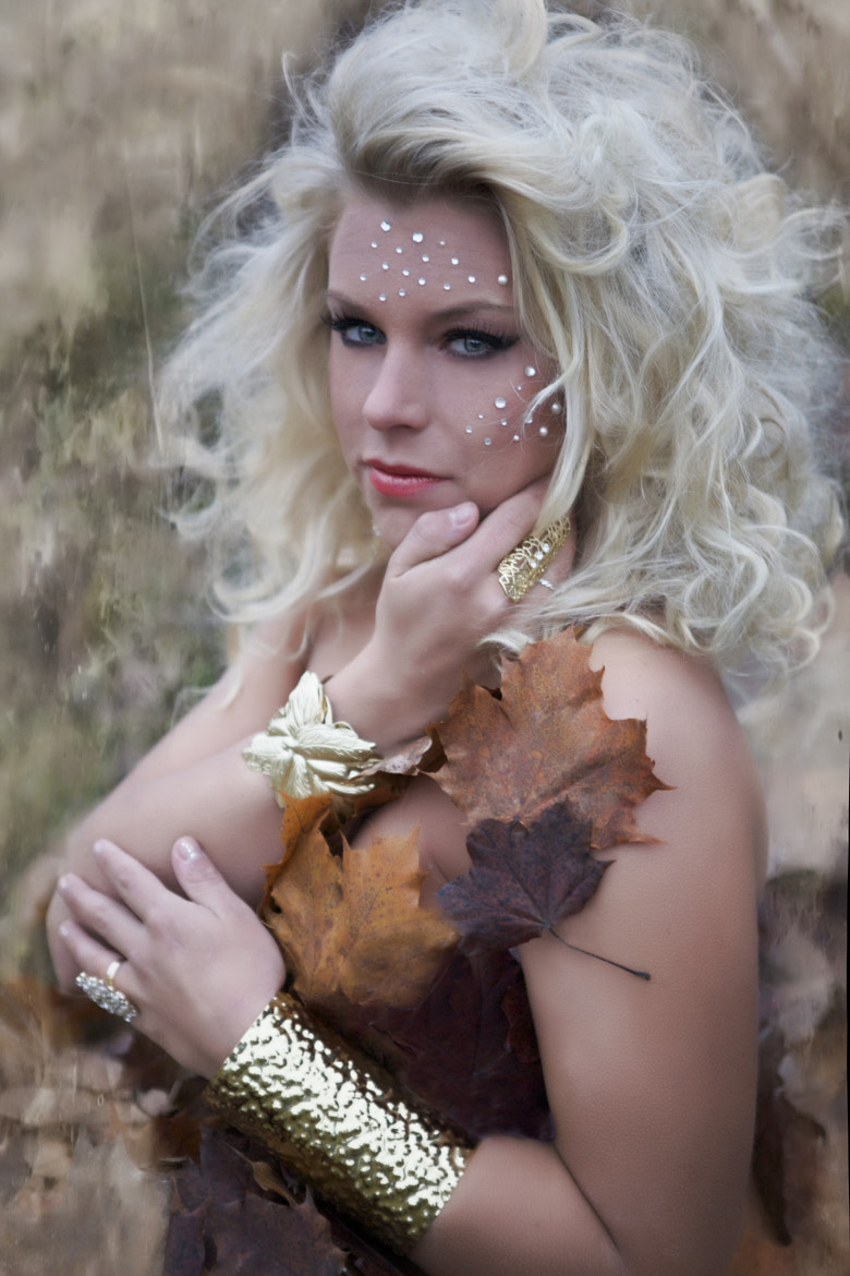 Photograph Lise Autumn Princess by Marit Kristine Aasen on 500px