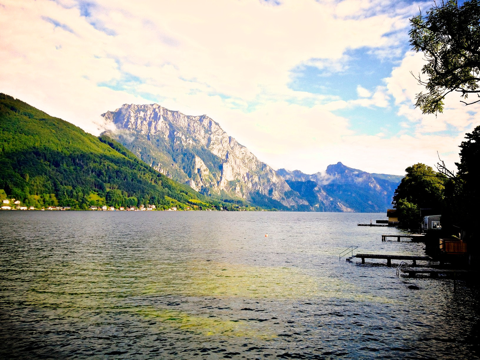 Photograph Gmunden, Lake Traunsee by Iker Irueta on 500px