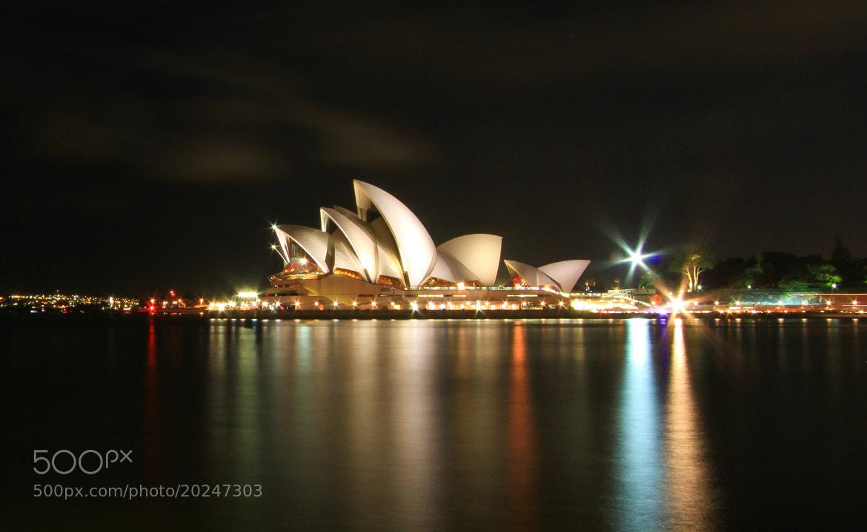 Photograph Sydney Opera House by Jenna Payn on 500px