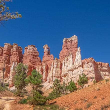 Hoodoos of Bryce Canyon, Canon POWERSHOT SD890 IS
