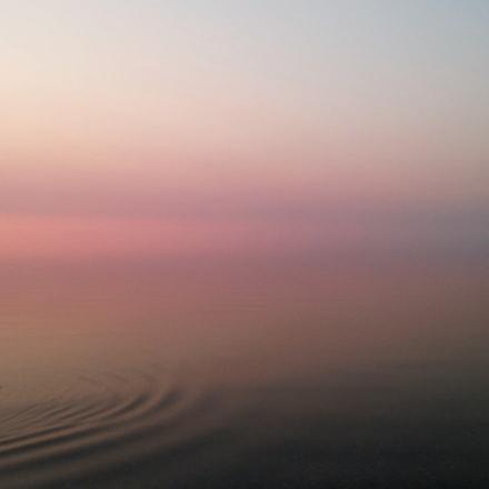 Sunset Wake of life