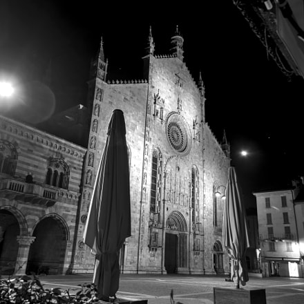 Como by night 05, Canon EOS 5D MARK II