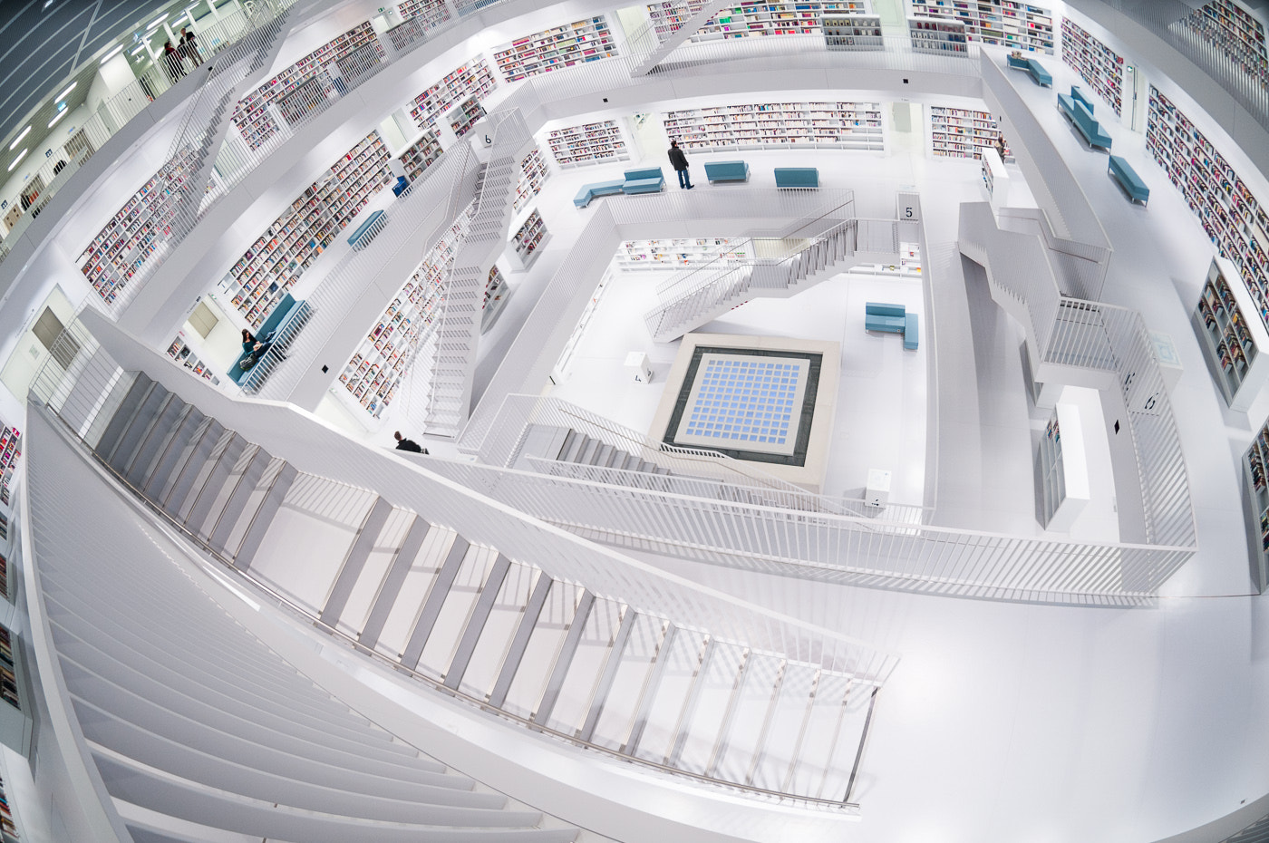 Photograph Library by Thomas Weinholzner on 500px