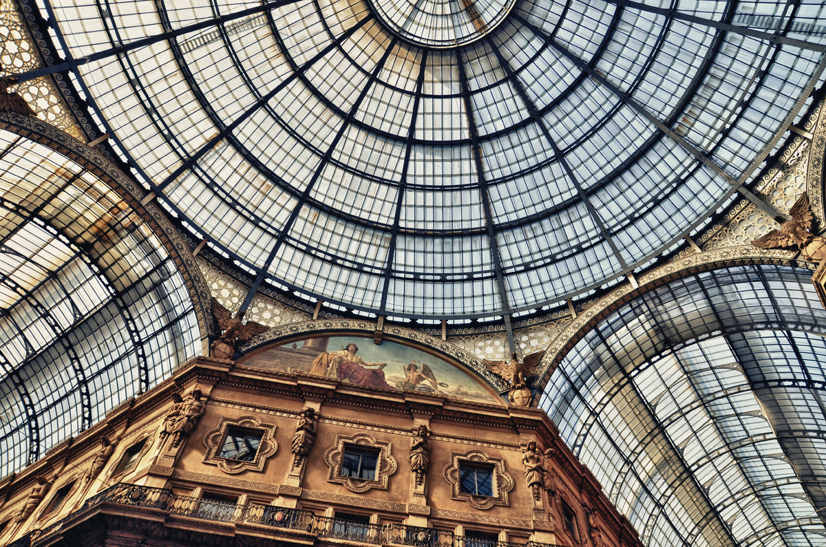 Photograph Galleria Vittorio Emanuele II by dogukan canakkale on 500px